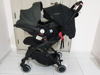 Infant car seat (Seat Only!) FITS MOST BABY PRAMS