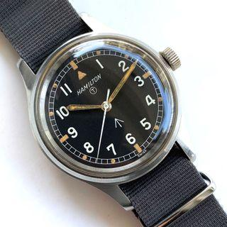 🚚 Vintage Hamilton 6B Military