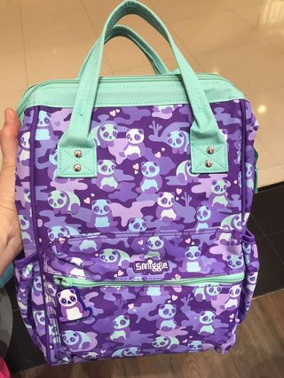 Smiggle Shimmy Collection Backpack Pencil Case Lunch Box Water Bottle Weekender
