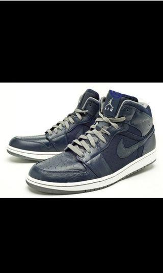 Nike air jordan 1 us9 foamposite yeezy fear of god