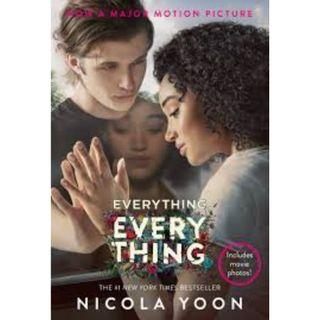 [Kindle]   Everything Everything by Nicola Yoon 電子書 E-book