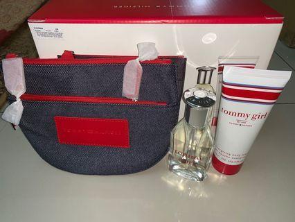 Tommy Girl perfume set