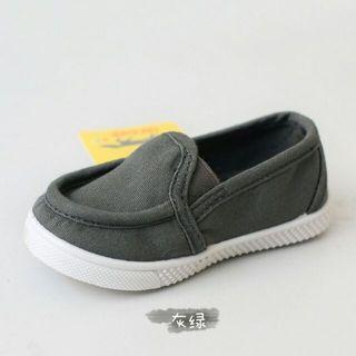 韓國兒童便鞋寶寶布鞋