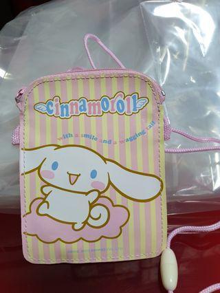 Cinnamoroll ID Cardholder Zipper Purse
