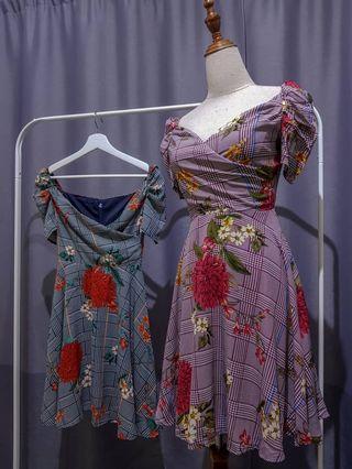 Medium Length Maxi Dress