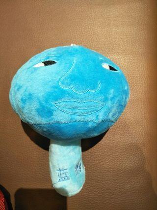 🚚 藍瘦香菇娃娃