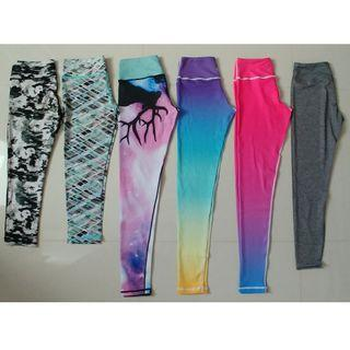 yoga pants cotton on body, teeki inspired