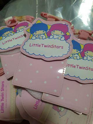 Little Twinstar ID Cardholder cum purse