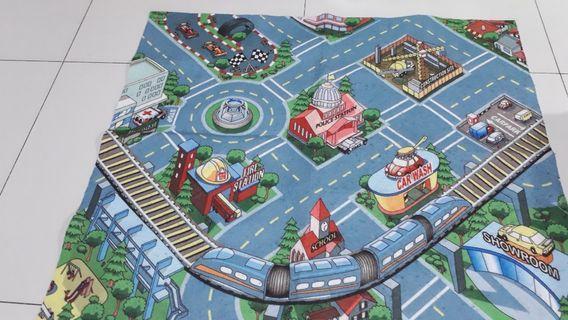 Car Playmat