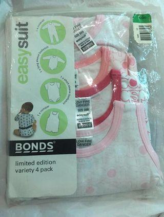 Original Bonds Easy Suit Limited Edition