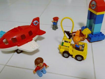 BUILDING INSTRUCTIONS FOR 10590, AIRPORT, LEGO DUPLO TOWN