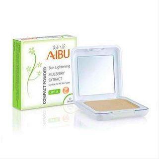 AIBU Skin Lightening Compact Powder #01 Light (12gr)