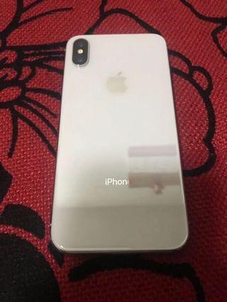 Iphone x 64G白色