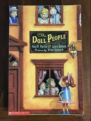 The Doll People Scholastic