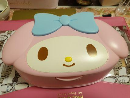 My Melody Wet Wipes Container