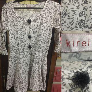 Kirei dress/long blouse