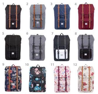 f700ef6cd97  Cheapest  Herschel Little America Backpack Full Volume
