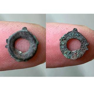 Northern and Southern Dynasties- Goose eye Coin - China Ancient Coins