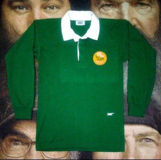 ASICS TIGER rare rugby jersey shirt