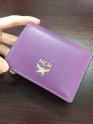 MCM 短銀包