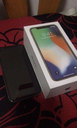 iphone x白色港版64g