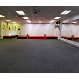 Dance Fitness Studio for Rent