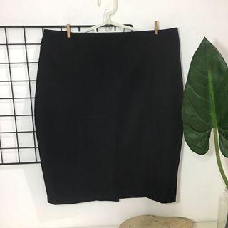 Business Attire Black Skirt