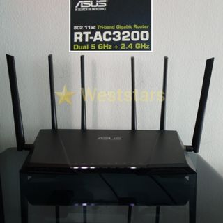 LINKSYS WRT1900ACS DUAL-BAND WI-FI ROUTER WITH ULTRA-FAST