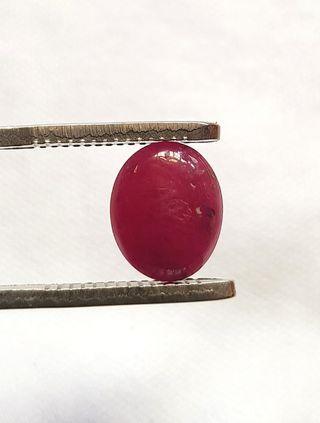 Natural Burma Ruby