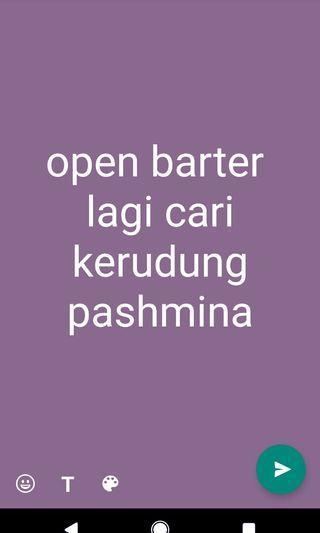 open barter