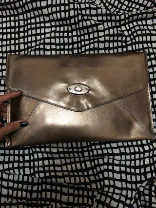 Jual Clutch Brown