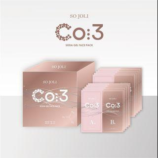 Sojoli Co3 mask