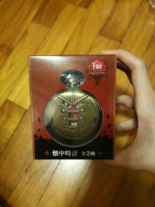 Fate/Extra Last Encore Pocket Watch