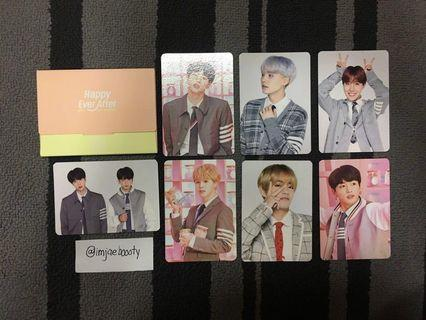[WTS] BTS 4th Muster Mini Photocard