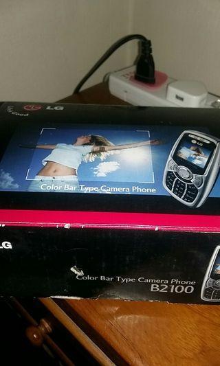 LG B2100 Phone #SpareFor Fix