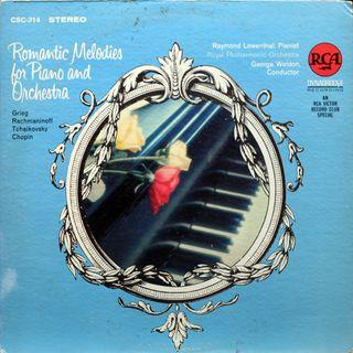 romantic melodies Vinyl LP used, 12-inch, may or may not have fine scratches, but playable. NO REFUND. Collect Bedok or The ADELPHI.