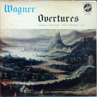 wagner Vinyl LP used, 12-inch, may or may not have fine scratches, but playable. NO REFUND. Collect Bedok or The ADELPHI.