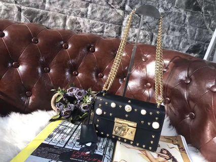 Authentic Gucci Padlock Bag