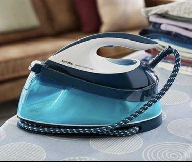 2019 Brand New Philips Luxury PerfectCare Steam Generator Iron Garment