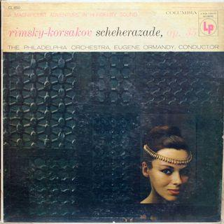 rimsky Vinyl LP used, 12-inch, may or may not have fine scratches, but playable. NO REFUND. Collect Bedok or The ADELPHI.