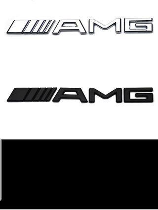 BN: Mercedes-Benz AMG emblem logo