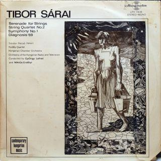 tibor sarai Vinyl LP used, 12-inch, may or may not have fine scratches, but playable. NO REFUND. Collect Bedok or The ADELPHI.