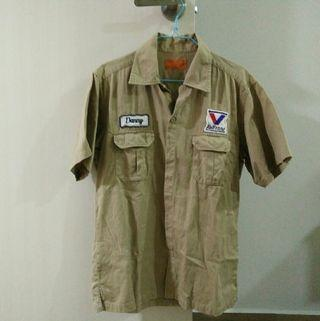 Cargo Workwear Shirt
