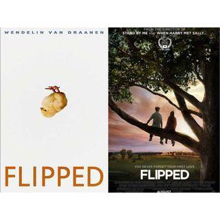 [Kindle]   Flipped by Wendelin Van Draanen 怦然心動 電子書 E-book