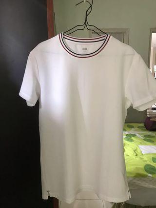 Uniqlo white for Man