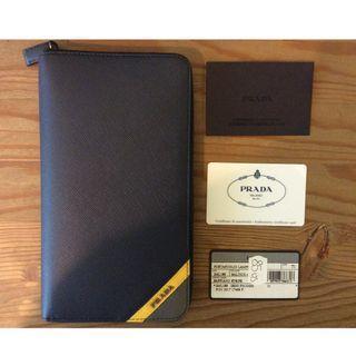 [Authentic] [Brand New] PRADA Zippy Long Wallet