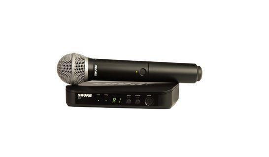 brand new !shure BLX24/PG58 Handheld Wireless microphone 無線咪