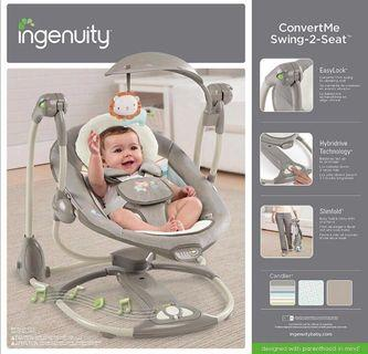 🚚 Ingenuity Baby Swing