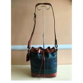 4b06b1c1b1 Vintage POLO RALPH LAUREN Brand Sling or Shoulder Bag