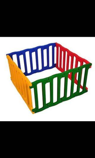 🚚 Jolly kidz kids play magic panel playpen yard safe guard quality baby toddler free #endgameyourexcess